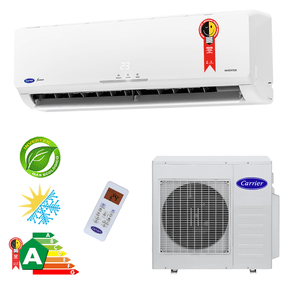 Ar-Condicionado-Carrier-Split-Hi-Wall-Inverter-X-Power-Poloar