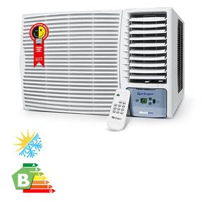 Ar-Condicionado-Janela-Springer-Silentia-Eletronico-Quente-e-Frio-Poloar