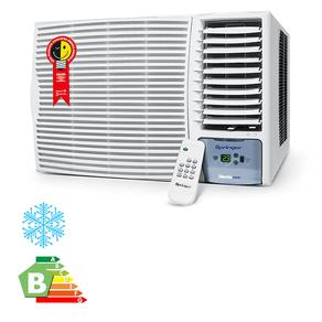 Ar-Condicionado-Janela-Springer-Silentia-Eletronico-Frio-Poloar