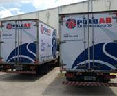 Caminhões Poloar