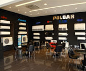 Showroom Poloar