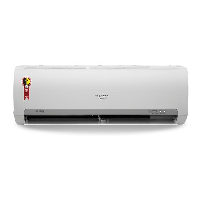 Evaporadora-Springer-Midea-Poloar