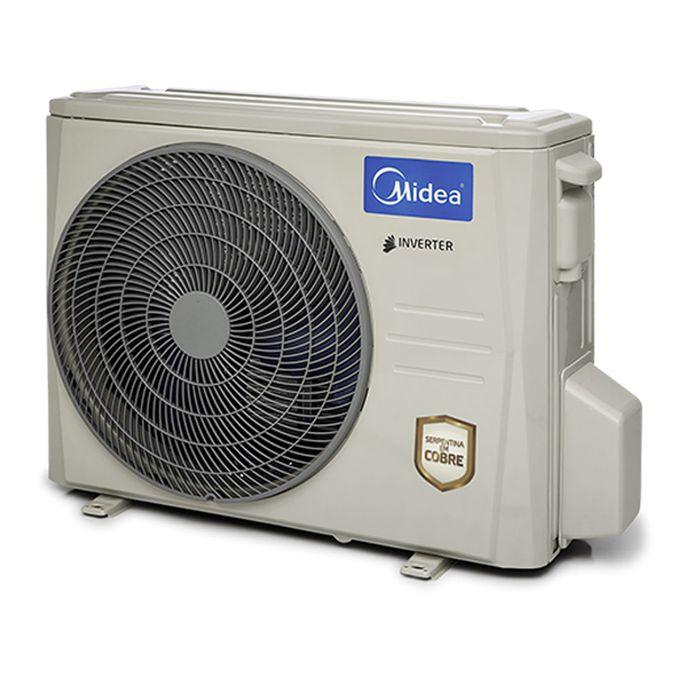 Condensadora-Midea-Inverter-Poloar