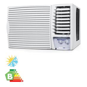 Ar-Condicionado-Janela-Springer-Silentia-Mecanico-Quente-e-Frio-Poloar
