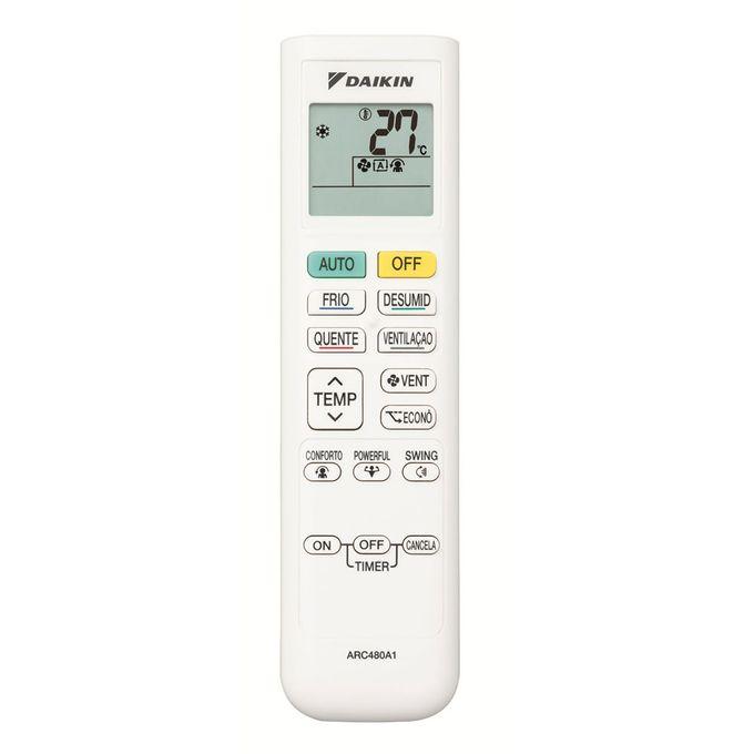 Controle-Remoto-Ar-Condicionado-Daikin-Poloar