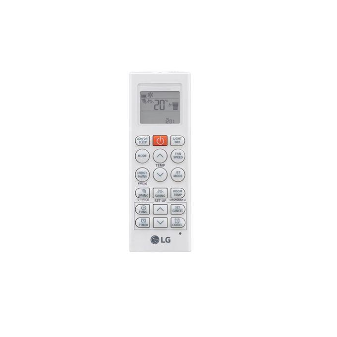 Controle-Remoto-Ar-Condicionado-Split-Hi-Wall-LG-Poloar