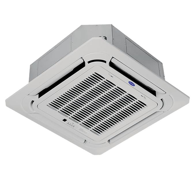 evaporadora-carrier-cassete-inverter-poloar