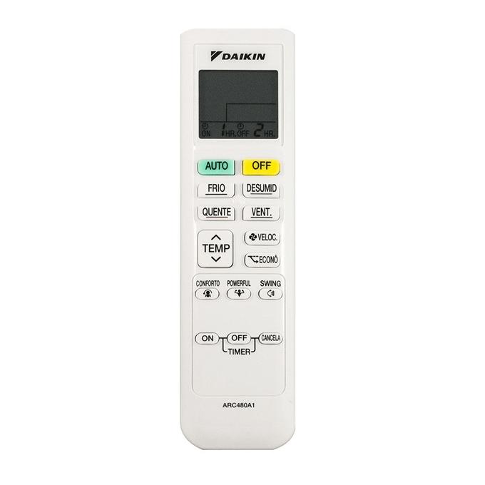 controle-remoto-split-daikin-exclusive-poloar