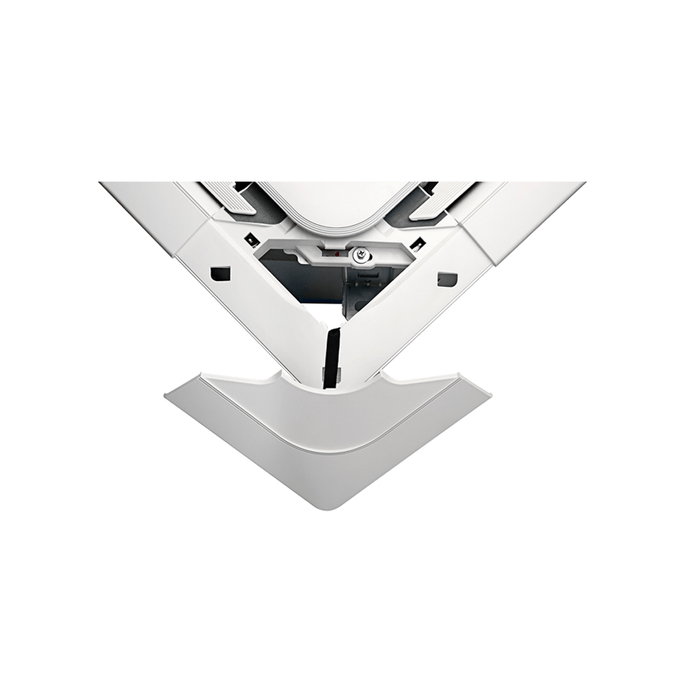 evaporadora-split-cassete-lg-inverter-detalhe