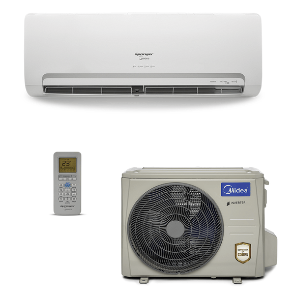 split-hi-wall-springer-midea-inverter-poloar