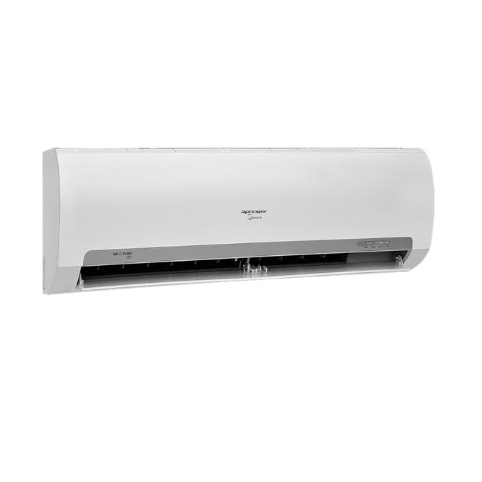 evaporadora-split-hi-wall-springer-midea-lado-aleta-aberta-poloar