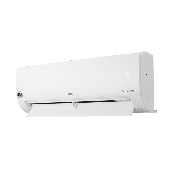 evaporadora-lg-dual-voice-lado-aleta-aberta12000-poloar