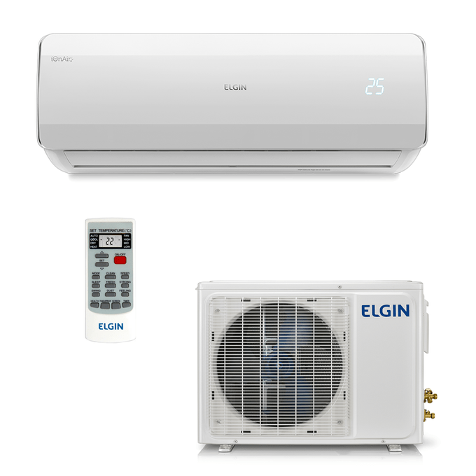 Ar Condicionado Split Hi-Wall Elgin Eco Power 30.000 BTU/h Quente/Frio 220V | Poloar