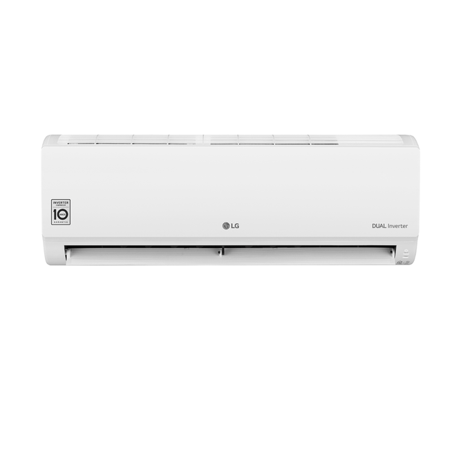 evaporadora-lg-dual-voice-frente-aleta-aberta-9000-poloar