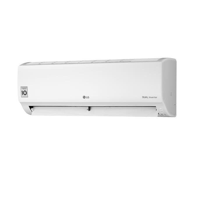 evaporadora-lg-dual-voice-lado-aleta-aberta9000-poloar