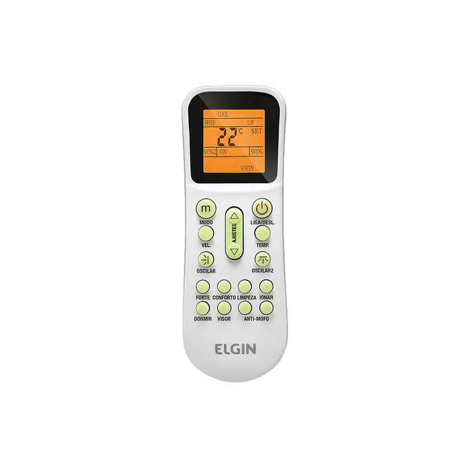 controle-remoto-ar-condicionado-cassete-elgin-plus-poloar