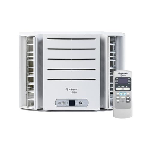 Ar Condicionado Springer Midea Janela 7.500 BTU/h Frio 220V - Eletrônico | QCI075RB |